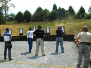 Pistol and Carbine instruction