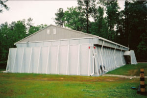 Permanent MOUT Shoothouse to showcase ATS Targets Shoothouses and Ballistic Rubber Materials