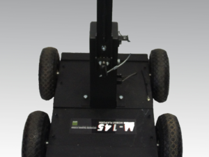 The M-145 Renegade Moving Target System with Stop-Drop option.
