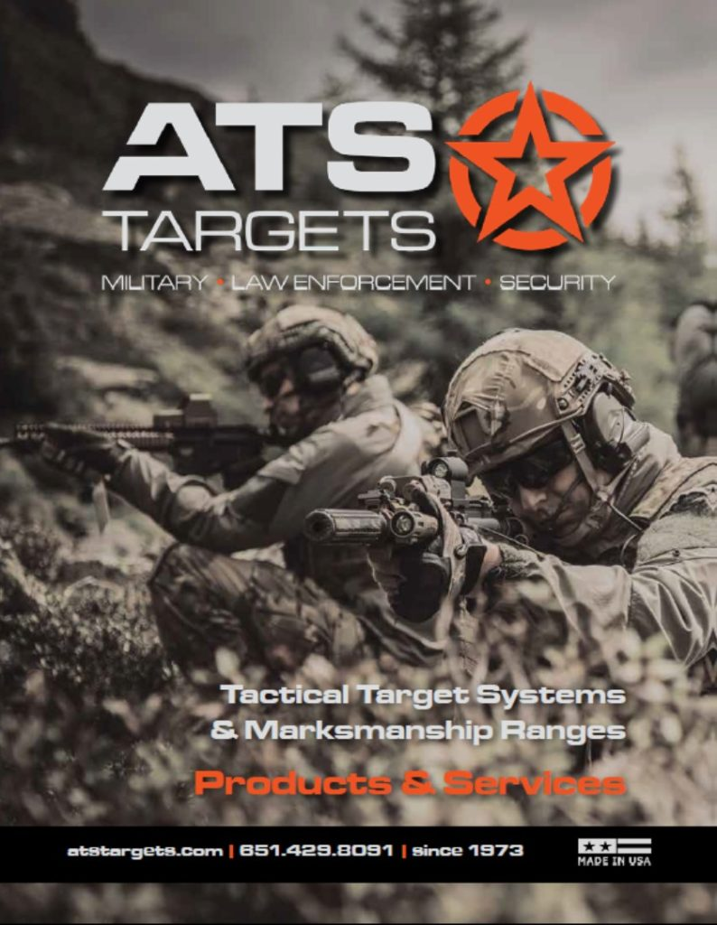 ATS Targets Products and Services Catalog Cover